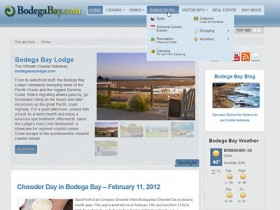 The Official Bodega Bay Web Site